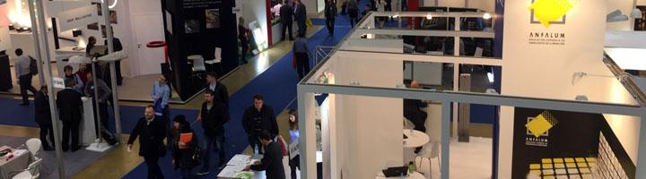 ANFALUM participa en la Feria Interlight Moscú