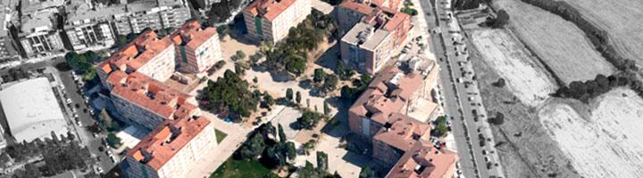 Huesca transformará el parque de San Martín, cuya primera fase se ha adjudicado por 167.000 euros