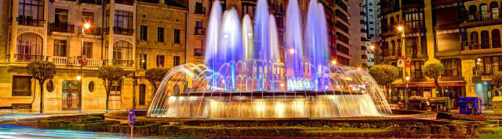 Comienzan las obras de la Fuente de Murrieta en Logroño, que incorpora tecnología smart de eficiencia energética