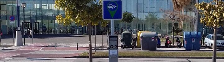 La Universidad de Málaga instala nuevos puntos de recarga para vehículos eléctricos