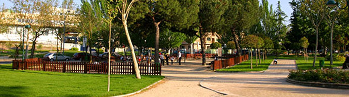 Pozuelo de Alarcón mejora los juegos infantiles de parques, colegios e instalaciones deportivas del municipio