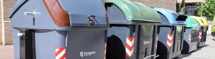 Zaragoza iniciará en verano las pruebas piloto de recogida selectiva de residuos orgánicos