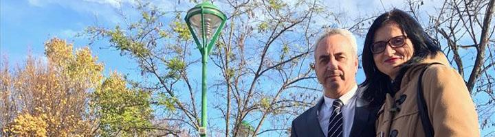 La Diputación de Córdoba comienza la sustitución de luminarias poco eficientes por Led en distintas zonas de la ciudad