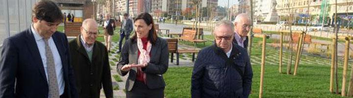 Santander abre por completo al público el entorno de la Estación Marítima