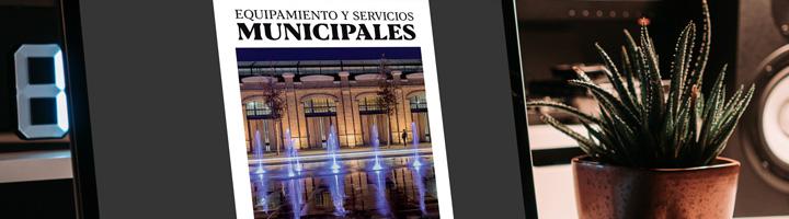 Ya disponible la edición digital del nº 187 de Equipamiento y Servicios Municipales
