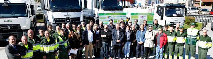 Cantabria presenta el nuevo servicio de recogida de residuos domésticos en la zona occidental