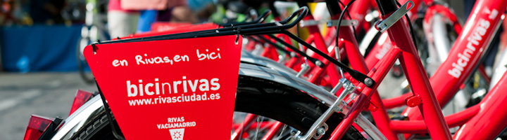 Rivas, premio europeo a la Movilidad Sostenible