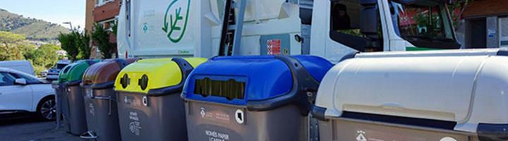 Contenedores más accesibles y camiones más silenciosos para el nuevo servicio de recogida de residuos de Esplugues de Llobregat