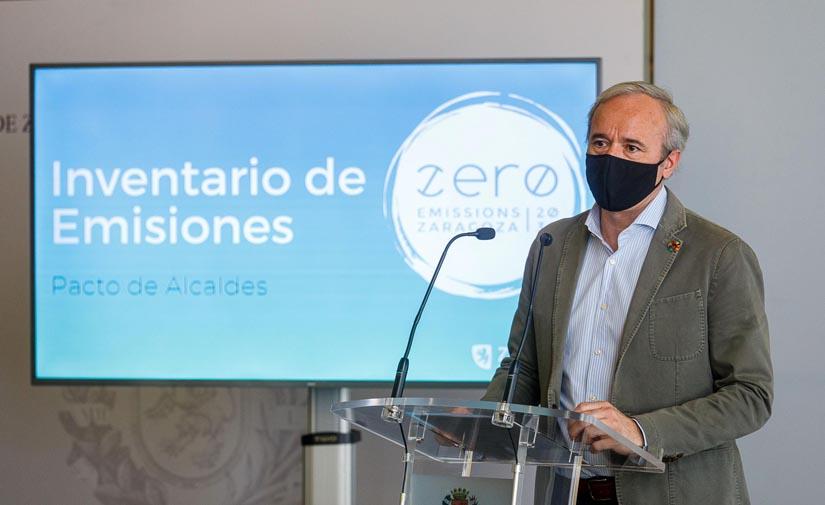 Zaragoza avanza hacia el objetivo de ser una de las 100 ciudades climáticamente neutras en 2030