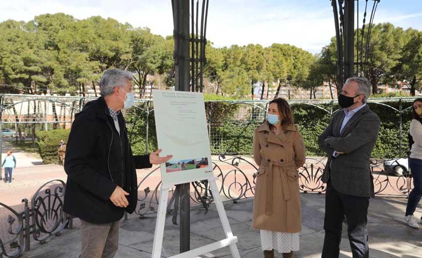Zaragoza inicia los trabajos para actualizar en profundidad el Parque Grande manteniendo su esencia
