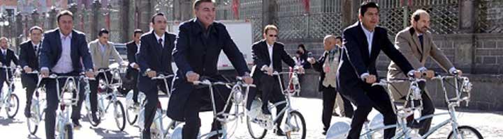 Ayuntamiento de Puebla (Mexico) reporta avances favorables en uso del sistema Smart Bike