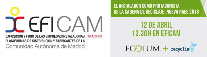 La Fundación ECOLUM prepara su participación en EFICAM