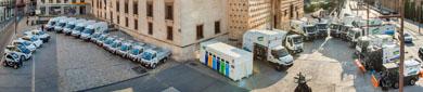 El servicio de limpieza urbana y recogida de residuos de Guadalajara