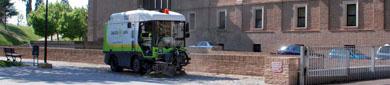La limpieza viaria y recogida de residuos de la ciudad de Zaragoza