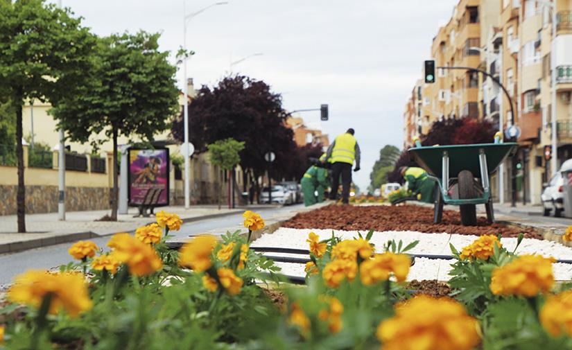 Albacete, ciudad verde