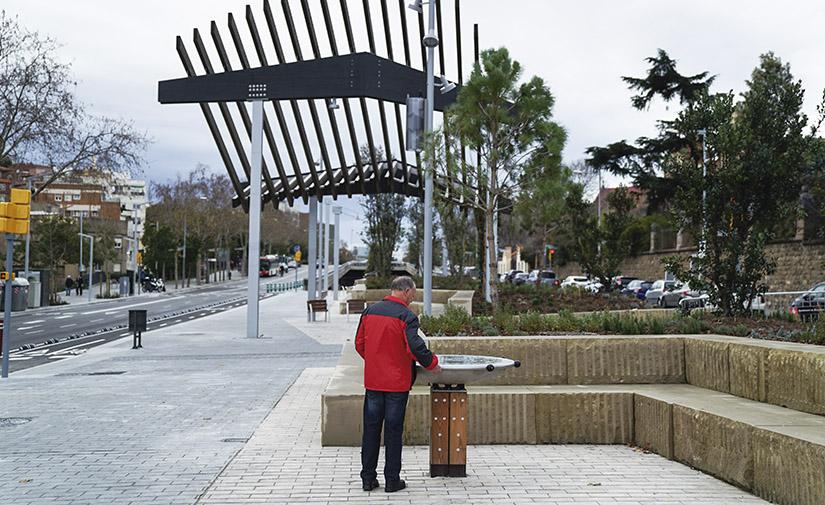 De circunvalación a paseo: La transformación de la Ronda de Dalt de Barcelona