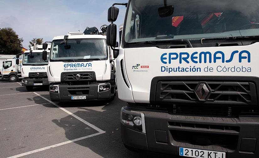El reto de diseñar una flota de vehículos para el servicio de la provincia de Córdoba