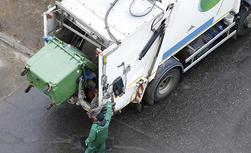 Impacto ambiental de los sistemas de recogida de residuos urbanos