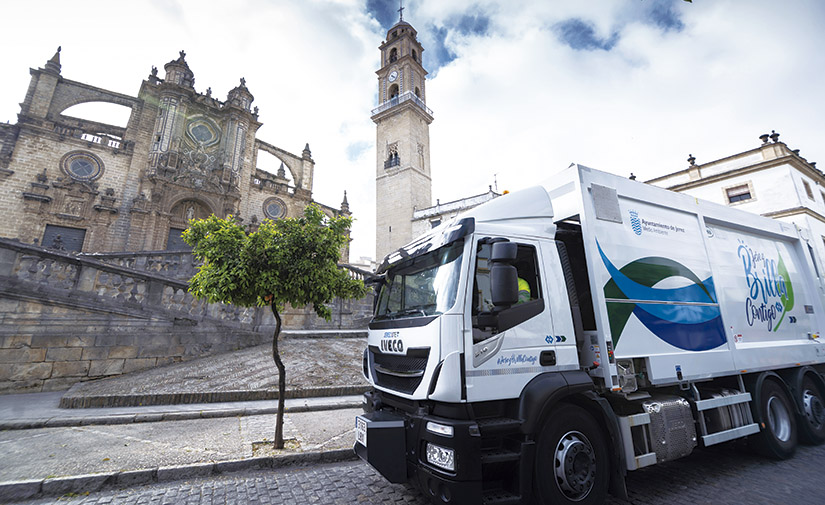 Jerez de la Frontera, nuevos servicios urbanos para seguir destacando en sostenibilidad