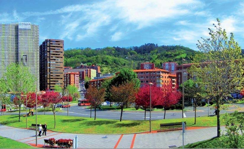 Los jardines de Bilbao, evolución hacia el jardín amable