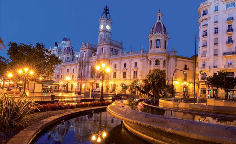 Mejora de la eficiencia del alumbrado público de la ciudad de Valencia