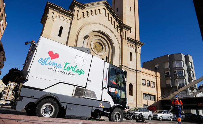 Modelo integral de limpieza para una ciudad sostenible: el ejemplo de Tortosa
