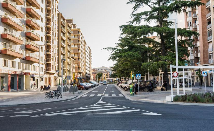 Nuevo Paseo Ramón y Cajal de Huesca