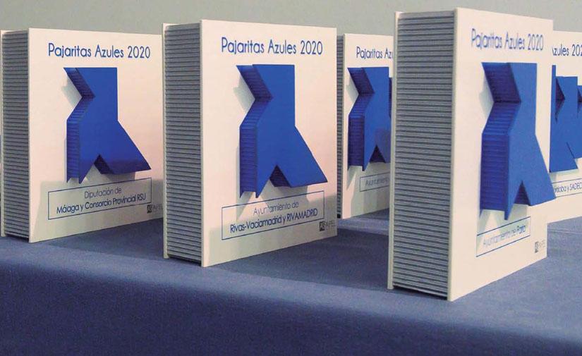 Pajaritas Azules, apuesta por la calidad en la recogida selectiva de papel y cartón para facilitar la circularidad