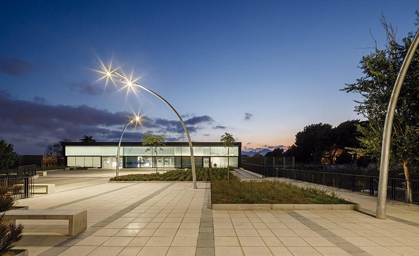 Piscina municipal Can Millars, una rehabilitación que va más allá de un edificio deportivo