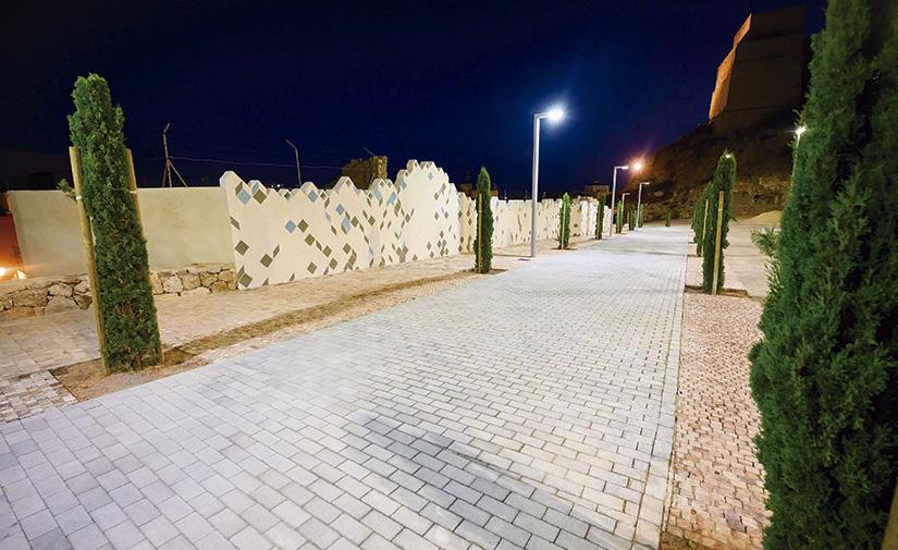 Plan Alcazaba-La Hoya-San Cristóbal, ejemplo de recuperación urbanística y patrimonial en el Centro Histórico de Almería