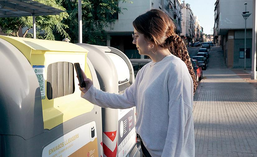RECICLOS: el primer sistema de reciclaje y recompensa (SDR) de España