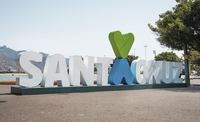 Santa Cruz de Tenerife, nuevos servicios urbanos para una ciudad más sotenible