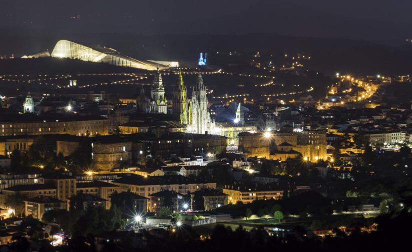 SMARTIAGO: innovación e historia en Santiago de Compostela