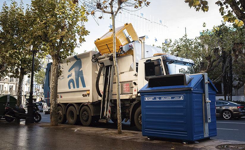 SmartWaste, tecnología flexible para la gestión de los residuos