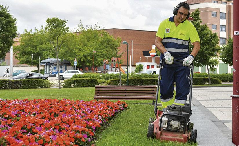 Soluciones sostenibles e innovadoras para el cuidado de las zonas verdes de Valladolid
