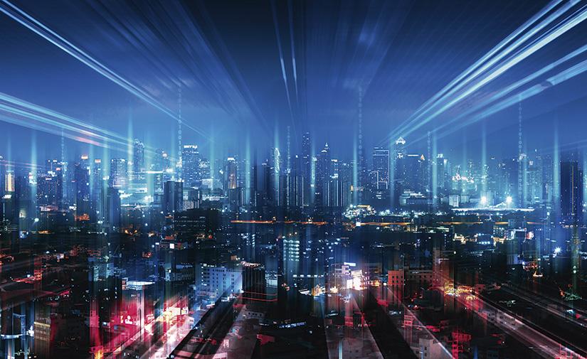Tecnologías aplicadas a la iluminación exterior conectada