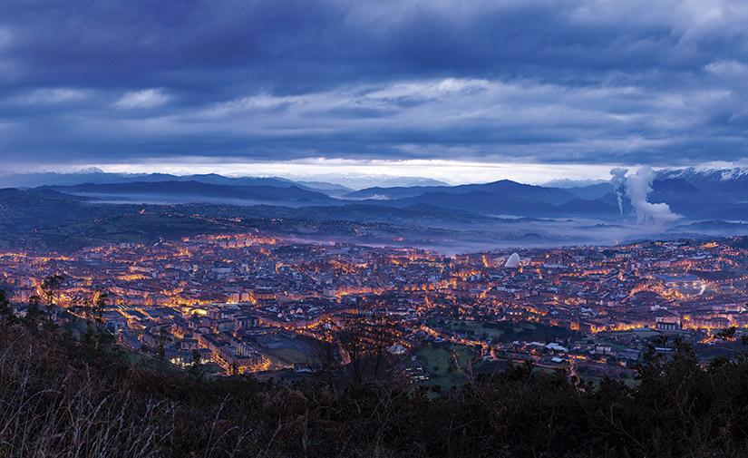 Transformando el alumbrado en la ciudad de Oviedo