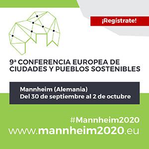 9ª Conferencia Europea de Ciudades y Pueblos Sostenibles